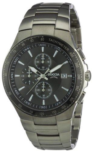 Boccia Herren-Armbanduhr Titan Sport 3773-01