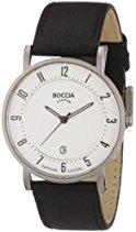 Boccia 3533-03 Herren-Armbanduhr