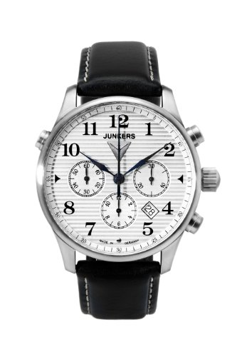 Junkers 6618-1 Iron Anni JU52 Herren Armbanduhr
