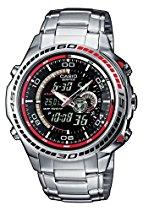 Casio Edifice EFA-121D-1AVEF Herren-Armbanduhr