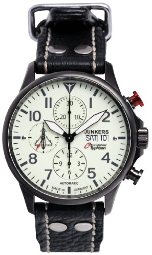 Junkers 6820-5 Eurofighter Herrenarmbanduhr