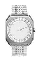 slow Jo 01 - Schweizer Unisex Einzeigerarmbanduhr