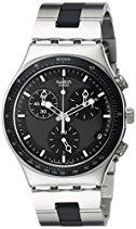 Swatch Windfall YCS410GX Unisex-Armbanduhr