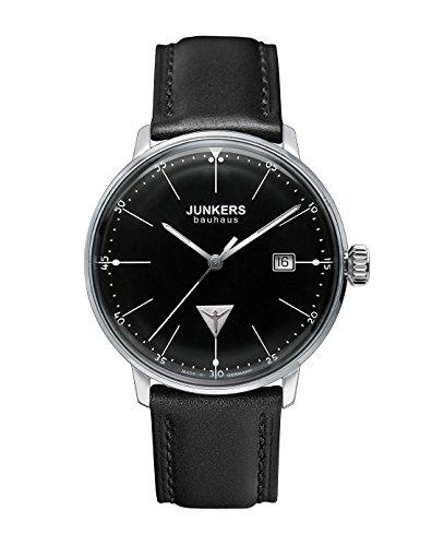Junkers Herren-Armbanduhr XL Bauhaus Ronda515 60702