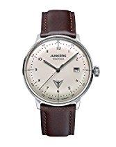 Junkers Herren-Armbanduhr XL Bauhaus 60465 Ronda515