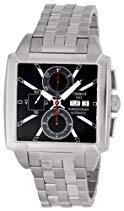 Tissot Herren-Armbanduhr Quadrato T0055141106100
