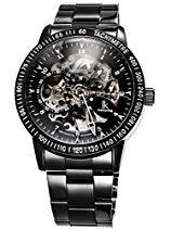 Alienwork IK Automatik Armbanduhr 98226G-A