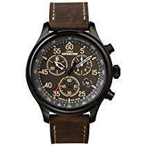 Timex Herren-Armbanduhr Field Chronograph T49905D7