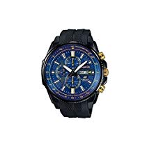 Herrenuhr CASIO, Edifice Chronograph, 10bar wasserdicht, EFR-549RBP-2AER
