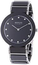 BERING Time Damen-Armbanduhr Slim Ceramic 11435-749