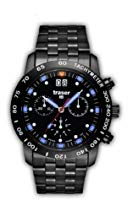 Traser H3 Classic Chrono Big Date Blue mit PVD-Armband T4002.357.37.01