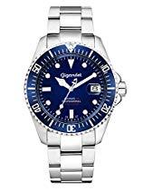 Gigandet SEA GROUND Automatik Herren Armbanduhr 'G2' Taucheruhr mit Edelstahlarmband - G2-009
