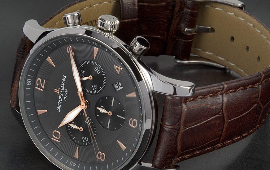 Jacques Lemans Uhren – sportlich und elegant