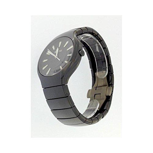 Rado Herren-Armbanduhr XL Analog Quarz Keramik 115.0653.3.015