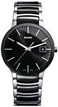 Rado Herren-Armbanduhr XL Analog Quarz Keramik 115.0934.3.016