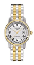 Tissot Damen-Armbanduhr BRIDGEPORT T0452072203300
