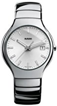 Rado Herren-Armbanduhr XL Analog Quarz Keramik 115.0654.3.012