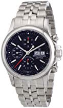 Revue Thommen Herrenarmbanduhr Airspeed Heritage Chronograph 17081.6134