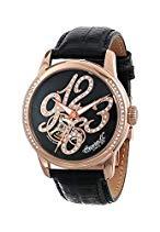 Ingersoll - Damenuhr - Ladies Watches - Analog - Automatik - braun - IN4901RBR