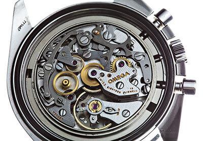 chronograph omega caliber 1861