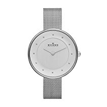Skagen Damen-Armbanduhr Analog Quarz Edelstahl SKW2140