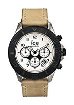 Ice-Watch Unisex - Armbanduhr Ice Vintage Analog Quarz Leder VT.MF.SD.B.L.14