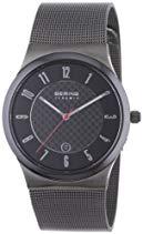 BERING Time Herren-Armbanduhr Slim Ceramic 32239-242