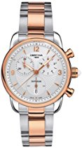 Certina Damen-Armbanduhr XS Chronograph Quarz Edelstahl C025.217.22.017.00