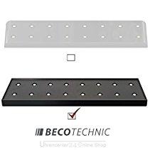 Beco Starter Set Boxy Fancy Brick weiß 12