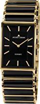 Jacques Lemans Classic Damen-Armbanduhr York Analog Keramik 1-1651D
