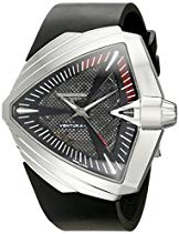 Hamilton Herren-Armbanduhr XXL Analog Automatik Edelstahl H24655331