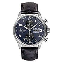 Junkers 6824-3 Herren-Uhr MWP Chronograph Automatik