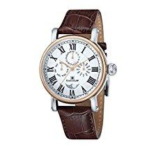 Thomas Earnshaw Maskelyne für Männer -Armbanduhr Multifunktion Quartz ES-8031-03