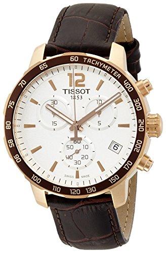 Tissot Herren-Armbanduhr QUICKSTER T0954173603700