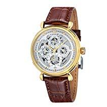 Thomas Earnshaw Grand Calendar für Männer -Armbanduhr Multifunktion Automatisch ES-8043-03
