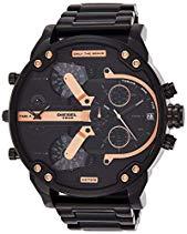 Uhr Diesel Mr. Daddy Dz7312 Herren Schwarz