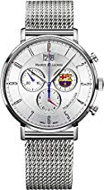 Maurice Lacroix Eliros FC Barcelona EL1088-SS002-120 Herrenchronograph Mit Wechselband