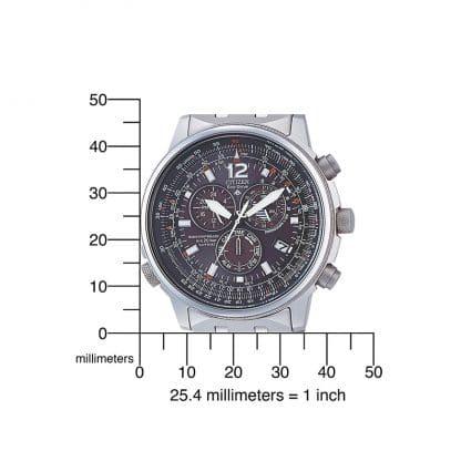 Uhrengröße