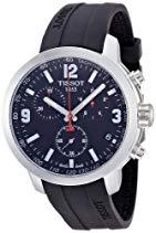 Tissot Herren-Armbanduhr Chronograph Quarz Kautschuk T055.417.17.057.00