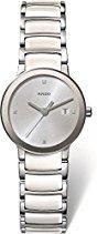 Rado Damen-Armbanduhr XS Analog Quarz Edelstahl 111.0928.3.072