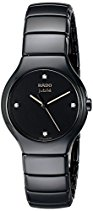 Rado Damen-Armbanduhr XS Analog Quarz Keramik 318.0655.3.075