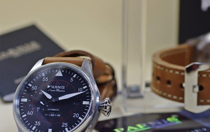 Parnis Uhren Test – Der Preisbrecher aus Fernost?