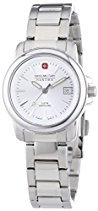 Swiss Military Hanowa Damen-Armbanduhr XS SWISS RECRUIT LADY PRIME Analog Quarz Edelstahl 06-7230.04.001