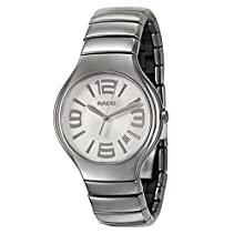 Rado Herren-Armbanduhr XL Analog Quarz Keramik 115.0654.3.011