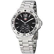 TAG Heuer Herren-Armbanduhr Analog Quarz Edelstahl WAU1112.BA0858