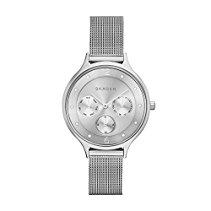 Skagen Damen-Armbanduhr Analog Quarz Edelstahl SKW2312