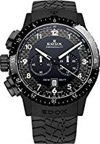 EDOX Unisex-Armbanduhr EDOX RALLY INSTRUMENTS CHRONORALLY 1 Chronograph Quarz Kautschuk 10305 37N NN