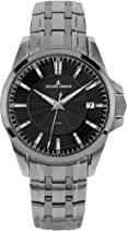 Jacques Lemans Herren-Armbanduhr XL Liverpool Titan Analog Quarz 1-1704D
