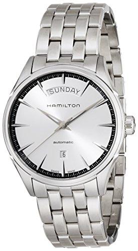 Hamilton Jazzmaster Day Date H42565151 Herren Automatikuhr Klassisch schlicht