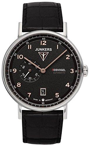 Junkers Herrenuhr Serie Eisvogel F13 Automatik 6704-5
